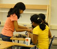LEGO Robotics Camp 2011